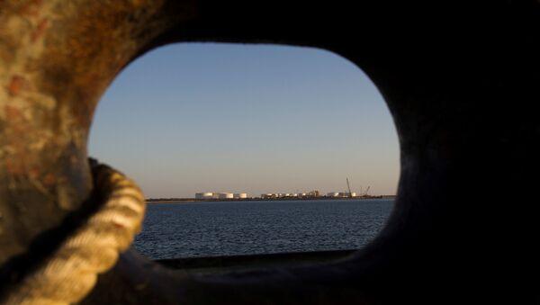 Le port iranien de Chabahar - Sputnik France