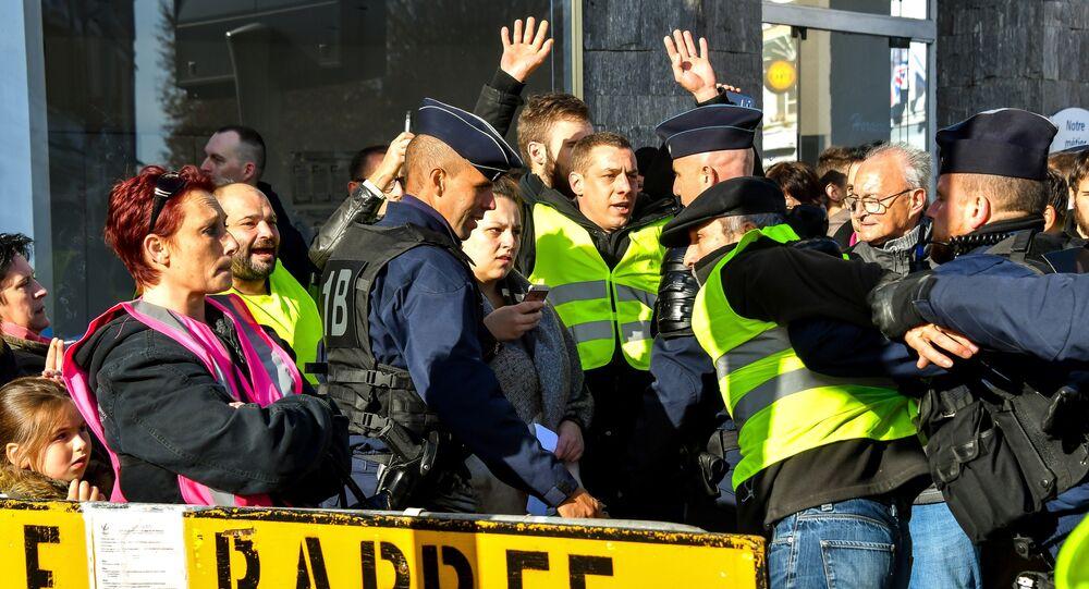 Le mouvement du 17 novembre, une révolte des gueux ?