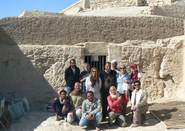 Des chercheurs brésiliens s'embarquent pour percer le mystère des pharaons égyptiens