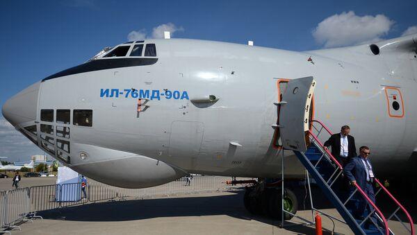 Un Il-76MD-90A - Sputnik France