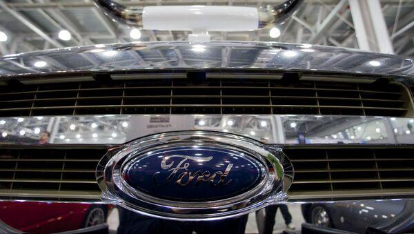 Ford Motor Co - Sputnik France