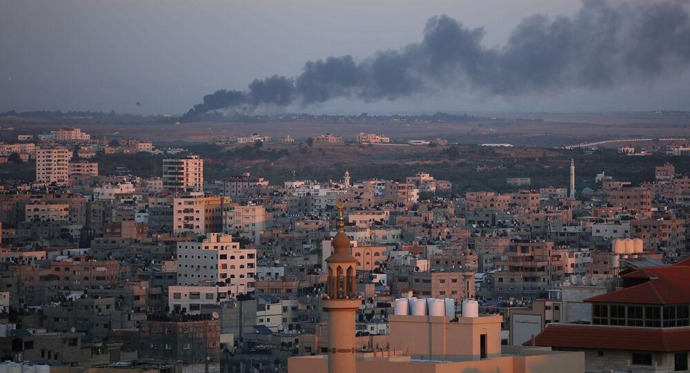 Gaza, image d'illustration