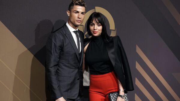 Georgina Rodriguez et Cristiano Ronaldo - Sputnik France