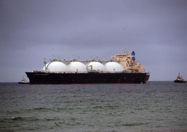 GNL tanker