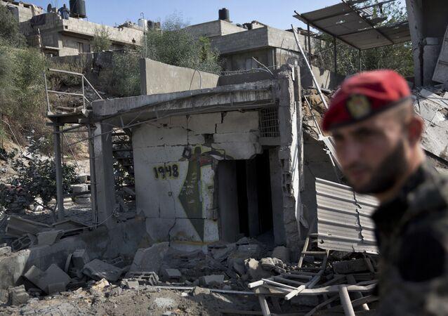 La démission de Lieberman «est loin de signifier une victoire du Hamas sur Israël à Gaza»