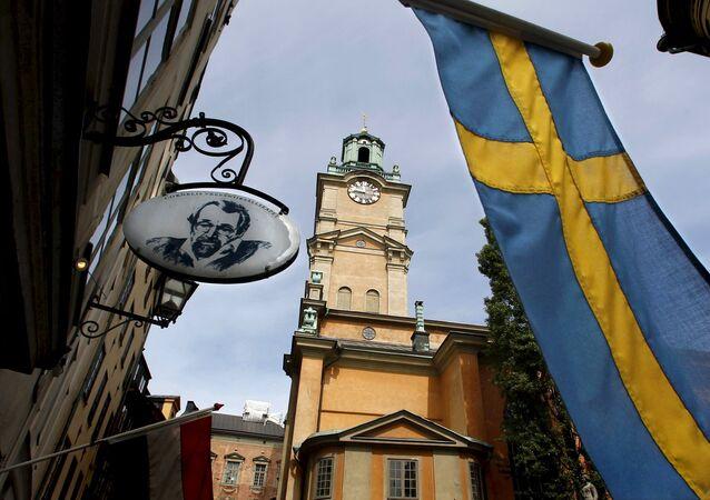 Stockholm, image d'illustration
