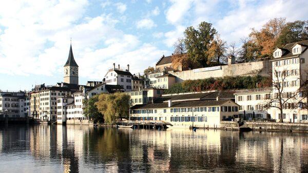 Zurich, image d'illustration - Sputnik France