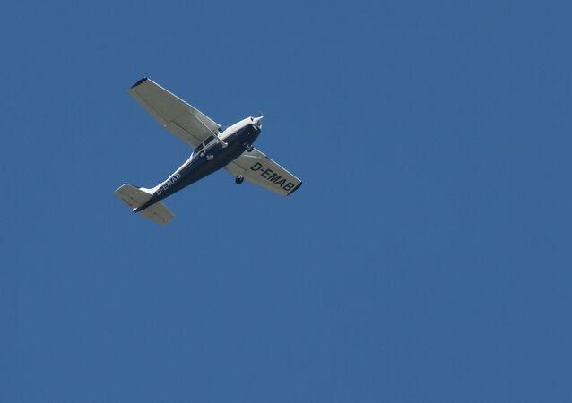 Un avion d'entraînement (image d'illustration)