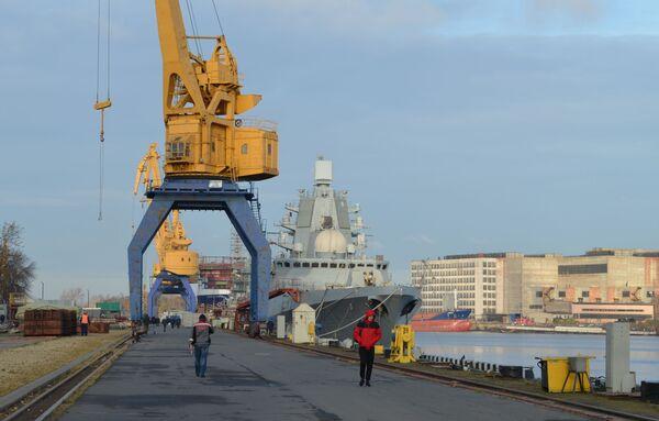 La frégate Amiral Kassatonov - Sputnik France