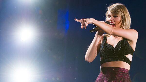 Taylor Swift - Sputnik France