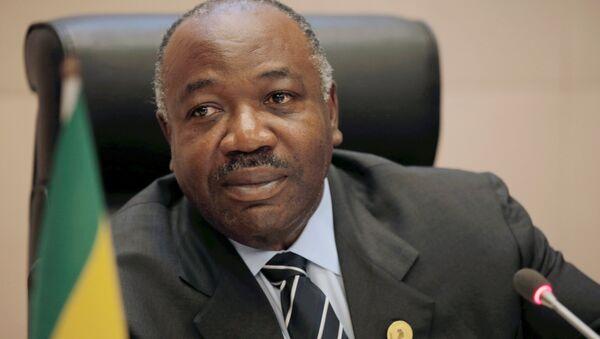 Gabon Cumhurbaşkanı Ali Bongo - Sputnik France
