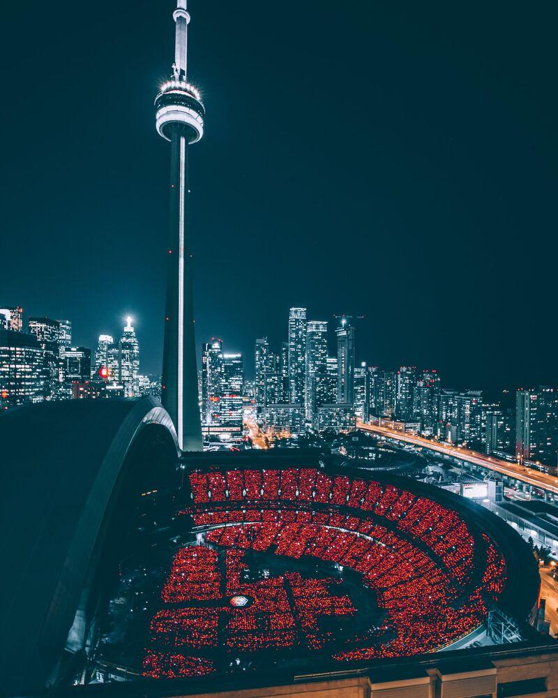 Les tours de télévision les plus hautes du monde
