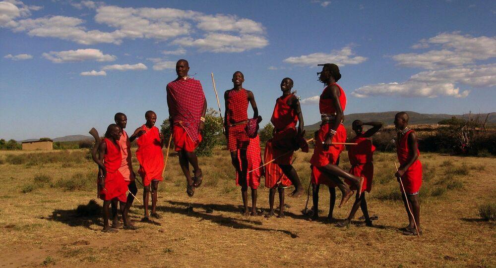 Une tribu (image d'illustration)