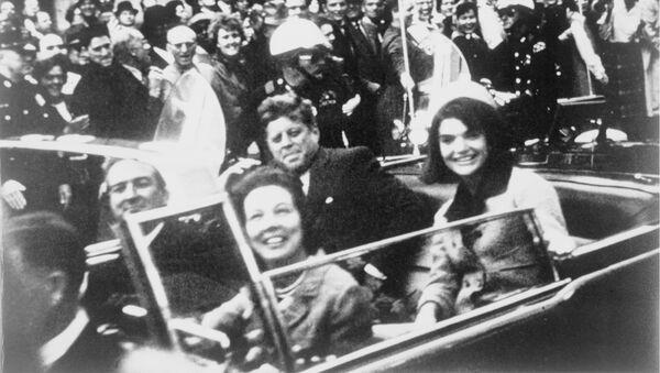 Coups de feu à Dallas: il y a 55 ans était assassiné John Kennedy - Sputnik France