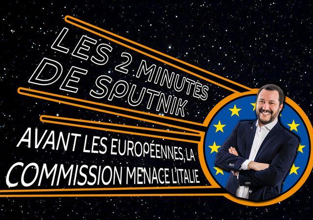 Bruxelles contre le gouvernement italien