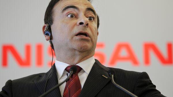 Carlos Ghosn - Sputnik France