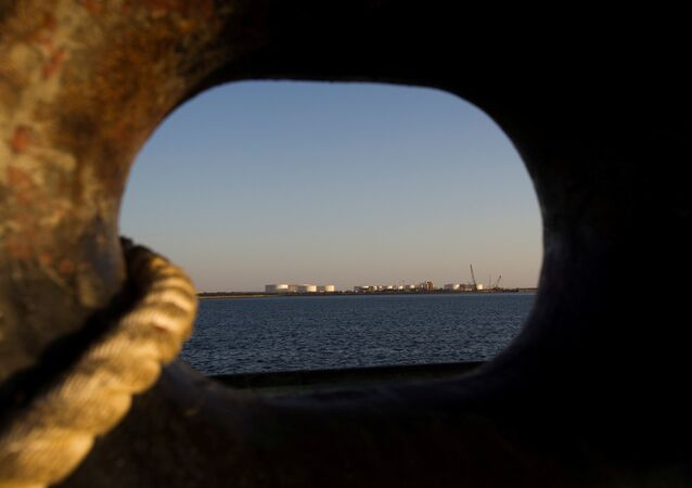 Le port de Chabahar en Iran. Photo d'archive