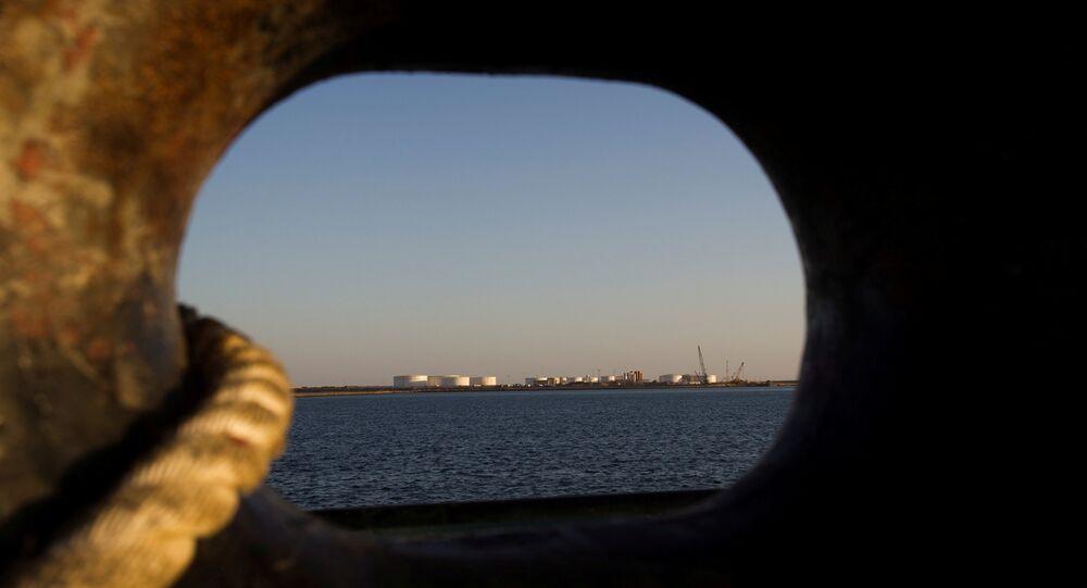 Le port de Chabahar en Iran. Photo d'archive