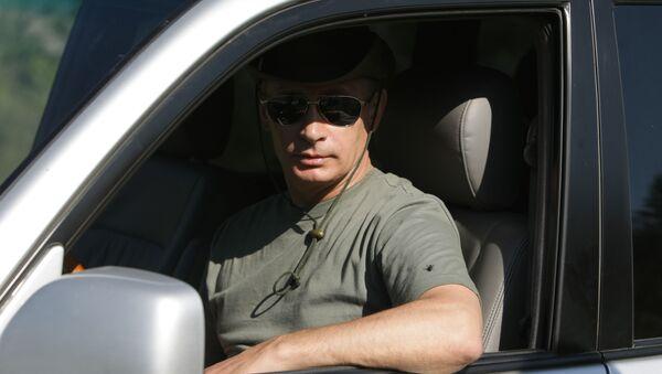 Poutine et les automobiles - Sputnik France
