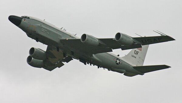 Un Boeing RC-135V (archive photo) - Sputnik France