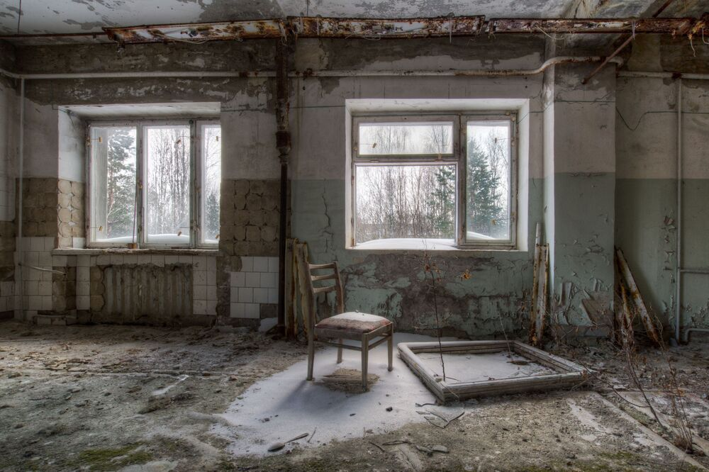 De Tchernobyl à Pompéi: les finalistes du concours Historic Photographer of The Year 2018