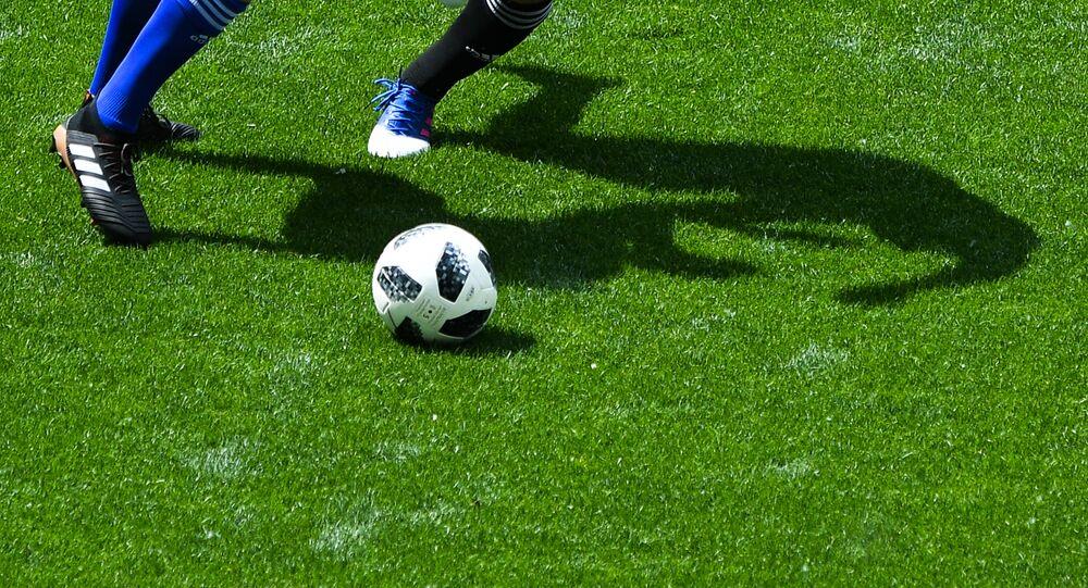 Football, image d'illustration