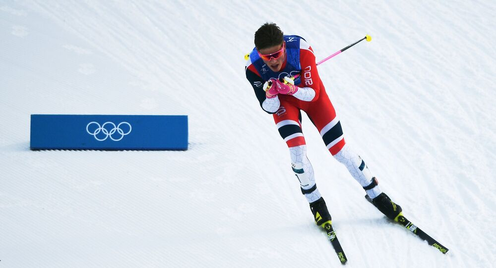 Johannes Kaebo, triple champion olympique