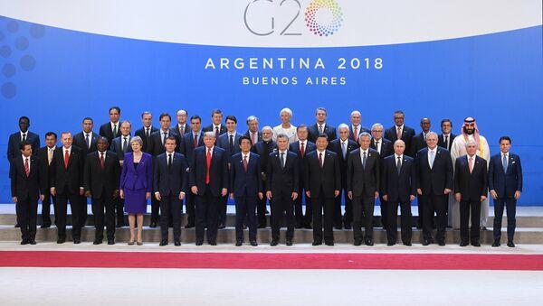 G20 - Sputnik France