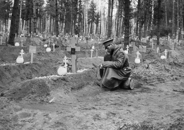 un soldat russe (image d'illustration)