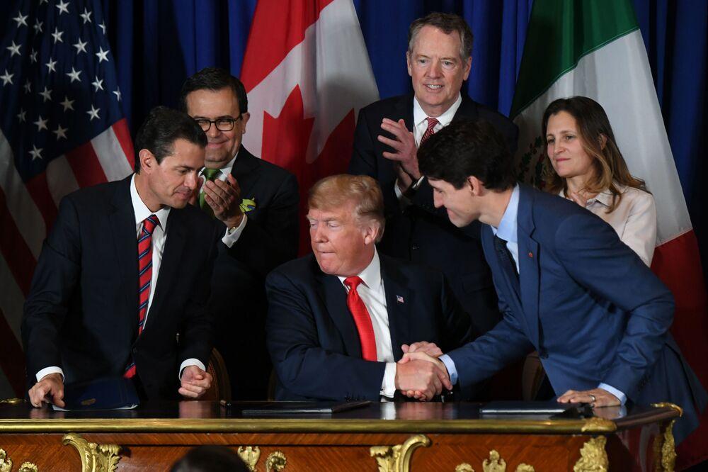 Sommet du G20 en Argentine: le mécontentement de Trump et le tango d'Akie Abe