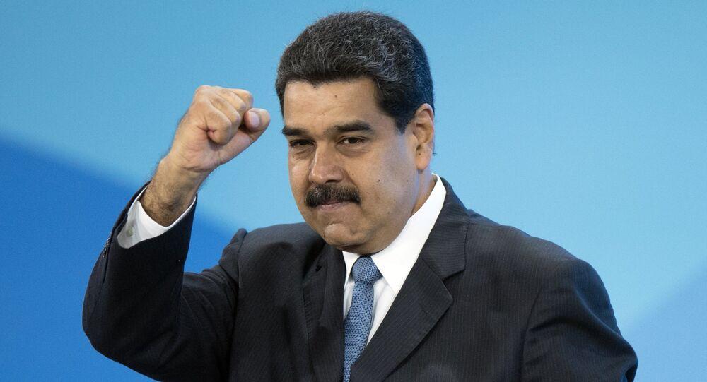 Nicolas Maduro, Président du Venezuela