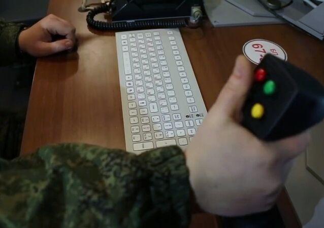 Laser militaire russe Peresvet