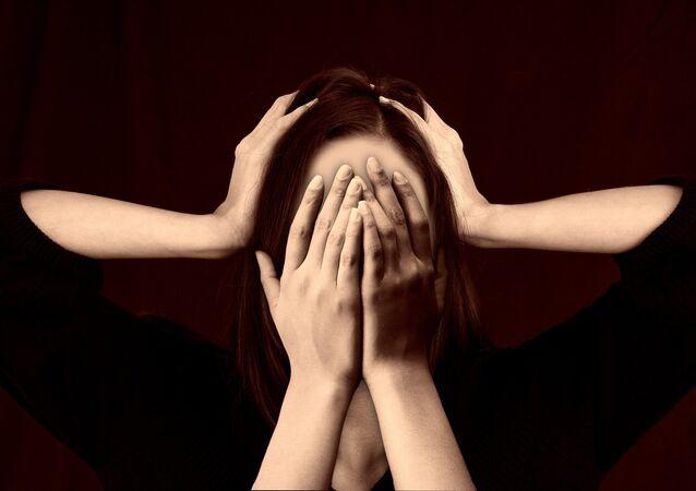 migraine, image d'illustration