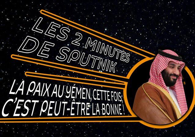 Les 2 minutes de Sputnik