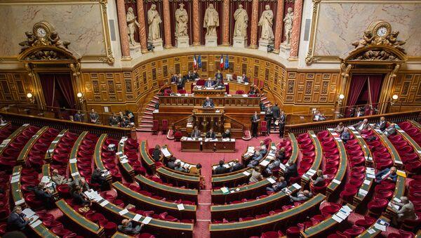 Sénat - Sputnik France