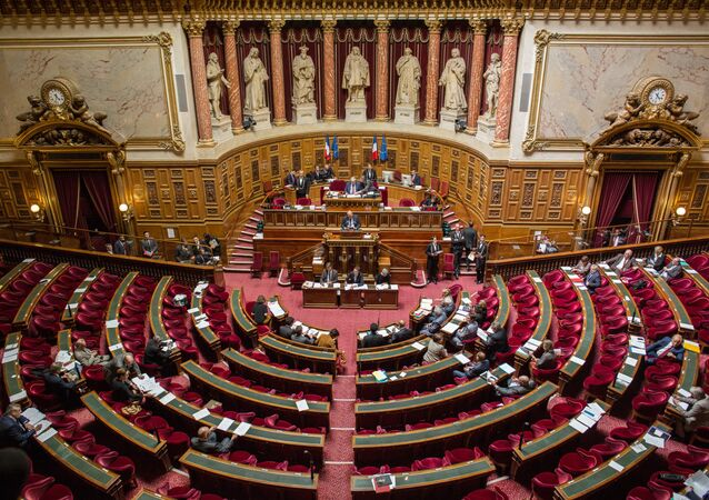 Sénat (image d'illustration)