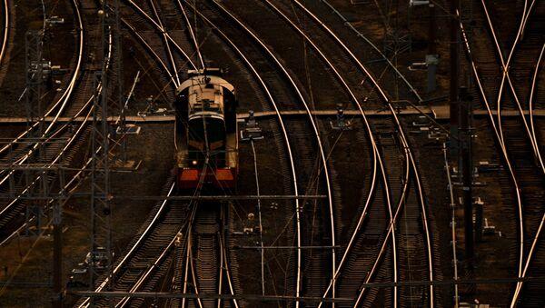 Des rails (image d'illustration) - Sputnik France