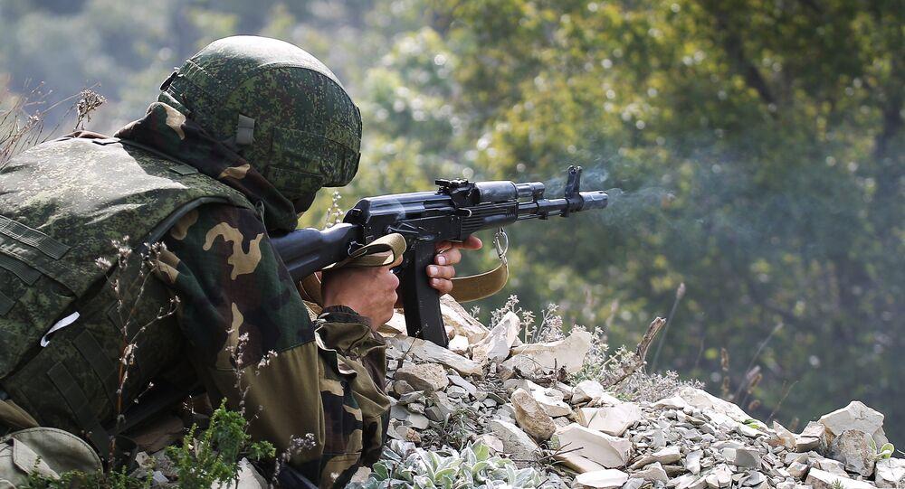 Un fusil russe, image d'illustration