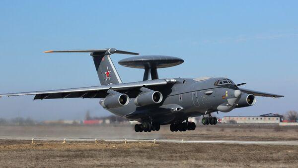 Beriev A-50U aircraft - Sputnik France