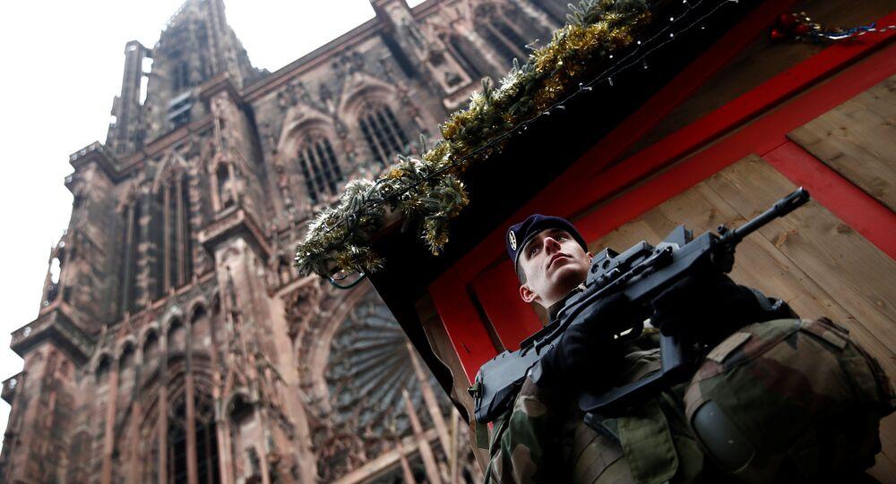 Strasbourg, le lendemain de la fusillade