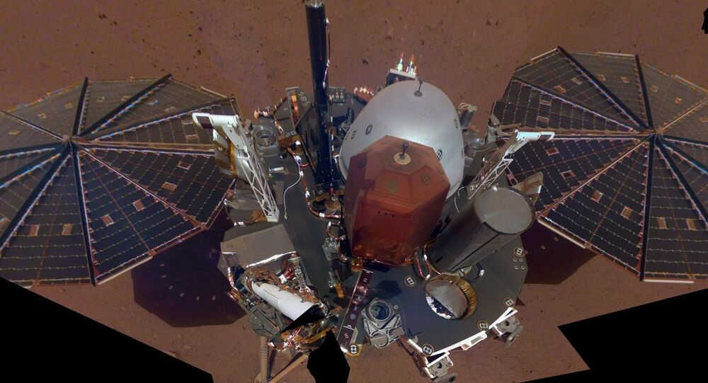 La sonde InSight
