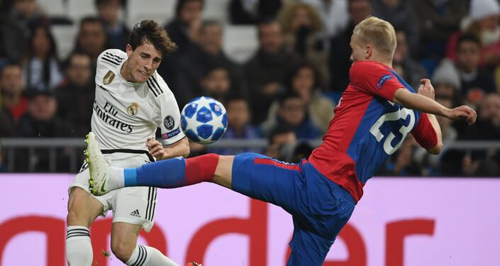 Les moments forts du match Real Madrid - CSKA Moscou