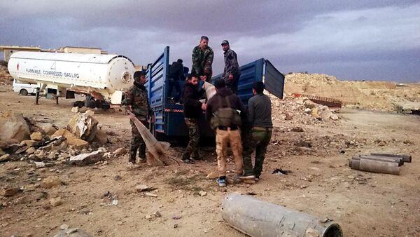 Missiles découverts dans la région de Deraa - Sputnik France
