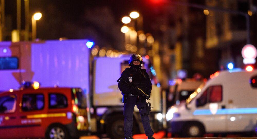 La police dans le quartier de Neudorf, à Strasbourg