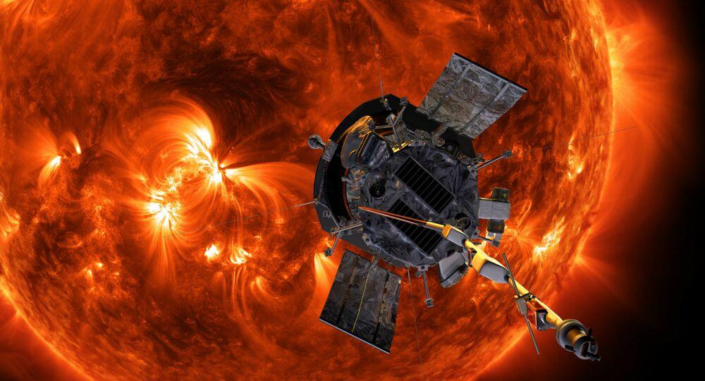 Parker Solar Probe, image d'illustration de la NASA