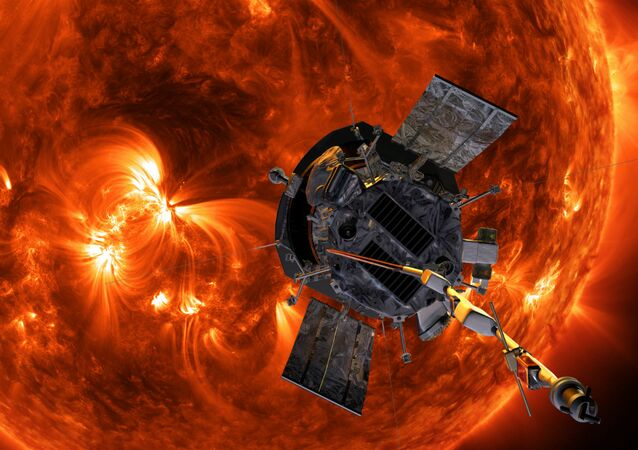 Parker Solar Probe, image d'illustration de la NASA