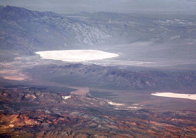 Zone 51 au Nevada