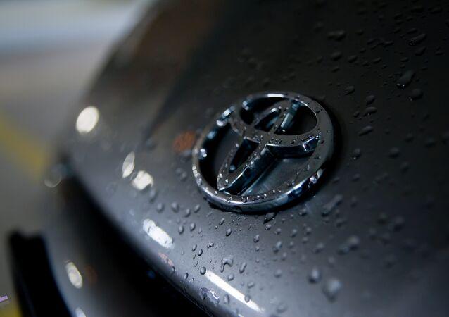 Le logo de Toyota