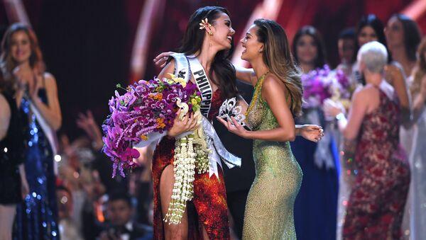 La finale du concours de beauté Miss Univers 2018 - Sputnik France
