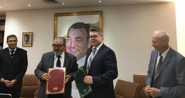 L'agence Maghreb Arabe Presse devient partenaire de Sputnik